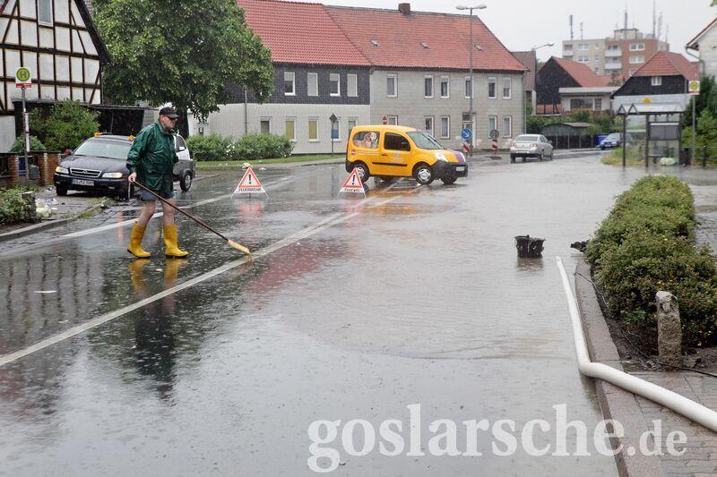 Unwetter im Nordharz - Bilder - Goslarsche.de